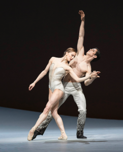 Marianela Nuñez and Federico Bonelli in Aeternum, The Royal Ballet © ROH/Johan Persson, 2013