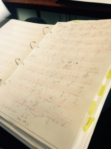 Draft score of 'Untouchable'