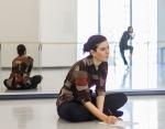 Natasha Finlay is choreologist (dance notator).